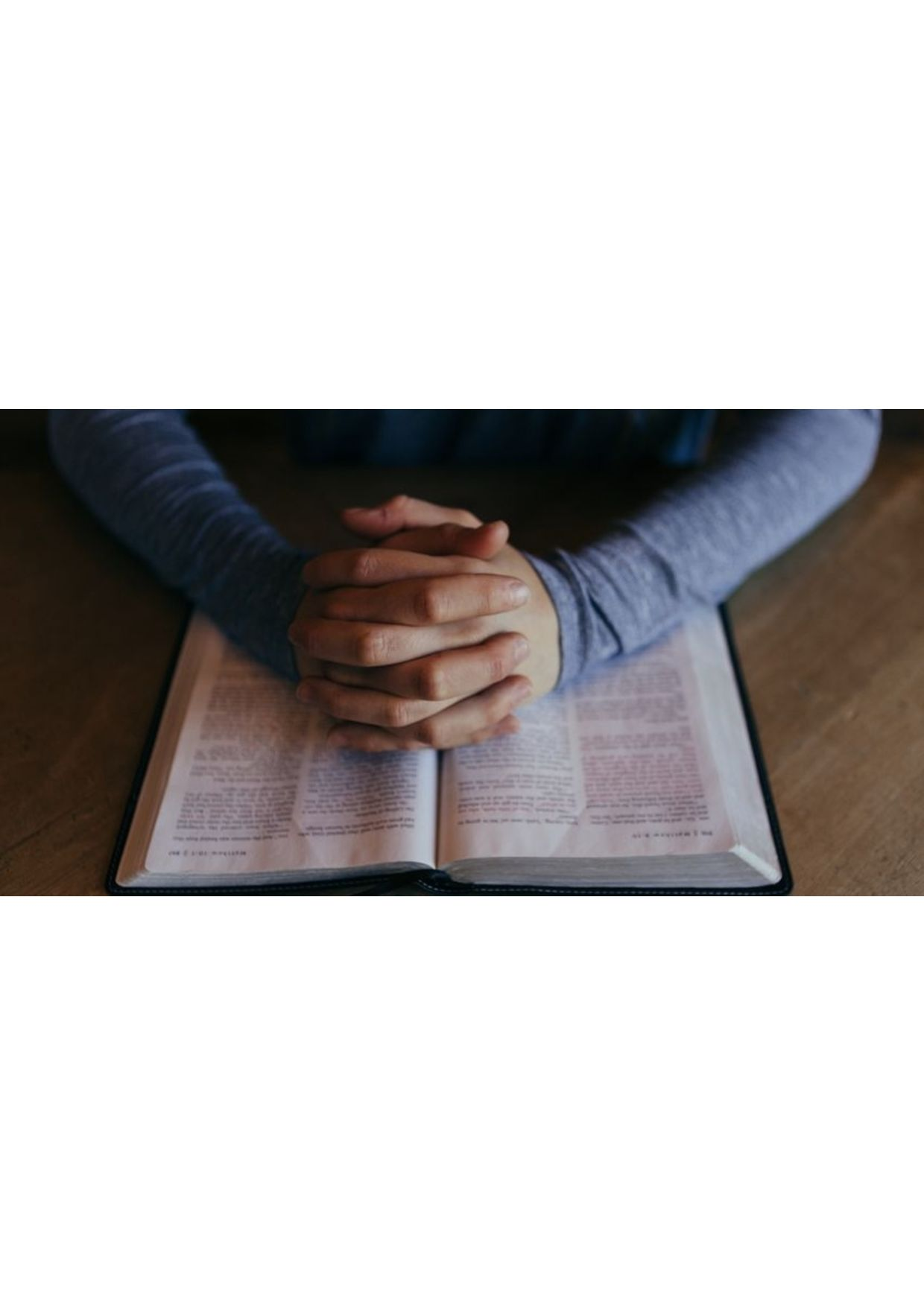 Bønn i Misjonskirken